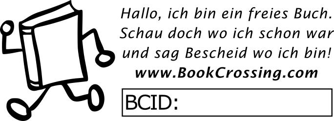 BookCrossing Stempel